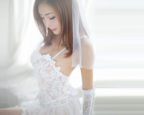 AliExpress lingerie bride